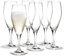 Holmegaard PERFECTION Champagnerglas