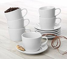 Holst Porzellan KT 004 FA5 Kaffeetasse 22 cl mit