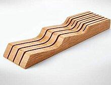 Holz 1 STÜCK Holzmesser Blockhalter ohne Messer