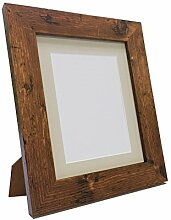 Holz-Bilderrahmen im Vintage-Stil mit