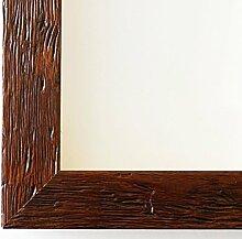 Holz - Bilderrahmen Rimini Braun 3,0 - 60x80 - WRF