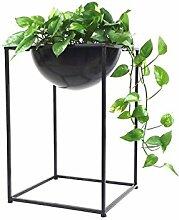 Holz Blume-Rack ---- Nordic Iron Flower Racks Blumentopf Rack Creative Simplicity Outdoor Wohnzimmer Metall Regal Bonsai Rahmen --- Bitte beachten Sie die Beschreibung ( größe : 40 cm )