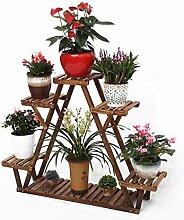 Holz-Blumen-Stand-Pflanzen-Ausstellungsstand
