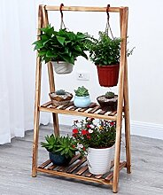Holz Blumenregal ---- europäischer Stil hängend