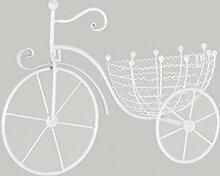 Holz Blumenregal ---- European Style Creative Bike