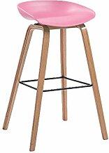 Holz Frühstück Stuhl Barhocker Hochstuhl und