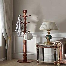 Holz Garderobe Schlafzimmer Boden Kleiderbügel