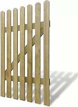 Holz Gartentor Lattenzauntor Gartentür Zauntür