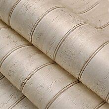 Holz Holz Hintergrund Wand Vlies streifen Tapete Verdickung Verdickung Tapeten, B