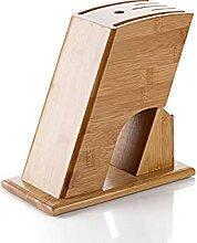 Holz Holzmesserhalter Messer Block Ständer