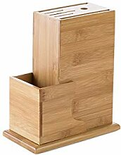 Holz Holzmesserhalter Messer Block Stand Messer