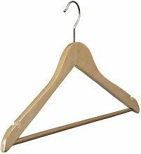 Holz-Kleiderbügel, Konfektion (Formbügel), 10