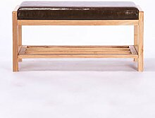 Holz Kunst Schuhe Bank Veranda einfachen