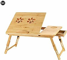 Holz-Laptoptisch, klappbar, Laptop, Schreibtisch,