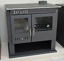 Holz-Ofen Herd System Kamin für Ofen Kochen