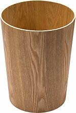 Holz Offenen Oben Mülleimer,moderne Dekorative