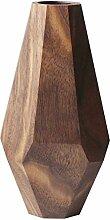 Holz Vase Dekoration Vase für Home Hochzeit Party