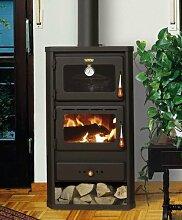 Holz Verbrennung Herd 12 kW mit einem ofen Kamin
