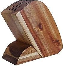 Holz Verdicken Holzmesserhalter Küche Kochen
