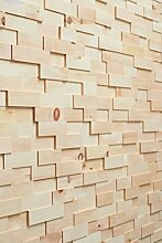 Holz Wandverkleidung Donna 321, Zirbe, nicht geöl