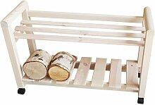Holzablage Kombi WFX Utility Farbe: Weiß