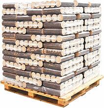 Holzbrx - Eichenbriketts OKTAGON 960kg