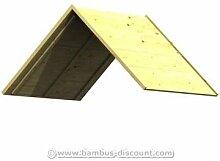 Holzdach für Spielturm Winnetoo Basis, Bausatz - Kinderspielgeräte für Garten, Spielgeräte für Kinder, Spielturm, Spieltürme