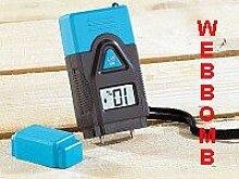 Holzfeuchtemessgerät Feuchtigkeitsmesser