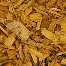 Holzhackschnitzel 50L gelb