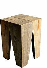 Holzhocker von Marco Caliandro