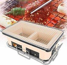 Holzkohle-Tischgrill BBQ Japanischer