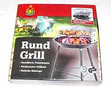 Holzkohlegrill BBQ Gartengrill Rundgrill