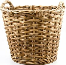Holzkorb Log Baskets Brambly Cottage