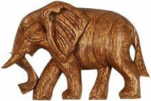 Holzmagnete / Kindermöbel, Deko - Motiv: Elefant 1