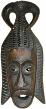 Holzmaske Afrika VI Wandmaske