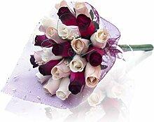 Holzrosen   Blumenstrauß   ewiges Geschenk für
