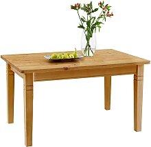 Holztisch  aus Kiefer massiv geölt  Landhaus