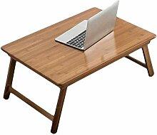 Hom Desk Klapptisch-Bambusbett mit