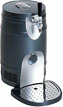 HOMCOM Bierzapfanlage Bierkühler mit Kühlsystem