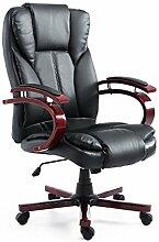 Homcom Bürosessel Bürostuhl Drehstuhl Chefsessel
