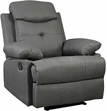 HOMCOM Fernsehsessel TV Sessel Relaxsessel