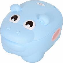 HOMCOM® Kindertöpfchen Kindertoilette Baby