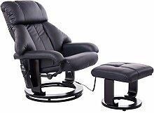 HOMCOM Massagesessel Fernsehsessel Sessel mit