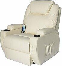 HOMCOM Massagesessel Relaxsessel mit