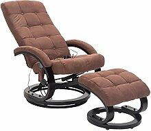 Homcom Massagesessel TV Sessel Relaxsessel mit