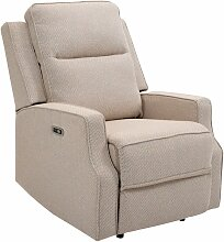 HOMCOM® Relaxsessel Liegesessel TV Sessel