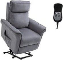 HOMCOM Relaxsessel Liftsessel mit Massagefunktion
