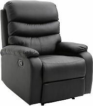 HOMCOM® Relaxsessel mit Liegefunktion |