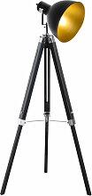 Homcom® Stehlampe Dreibein Stehleuchte