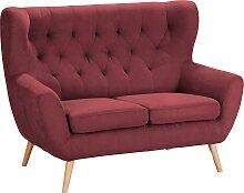 Home affaire 2-Sitzer VOSS, mit moderner